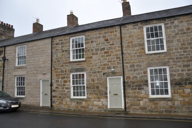Thumbnail Terraced house for sale in 5 Giles Place, Hexham, Northumberland
