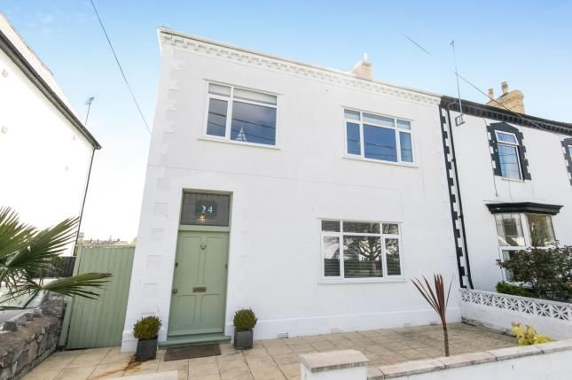 Thumbnail Semi-detached house for sale in Sea Road, Abergele, Conwy, North Wales