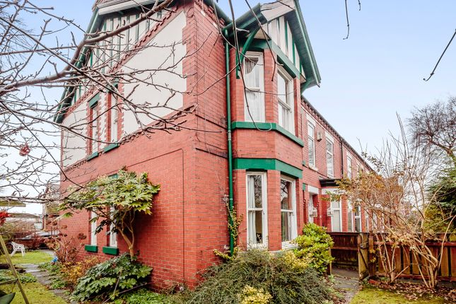 Thumbnail End terrace house for sale in Grange Road, Manchester