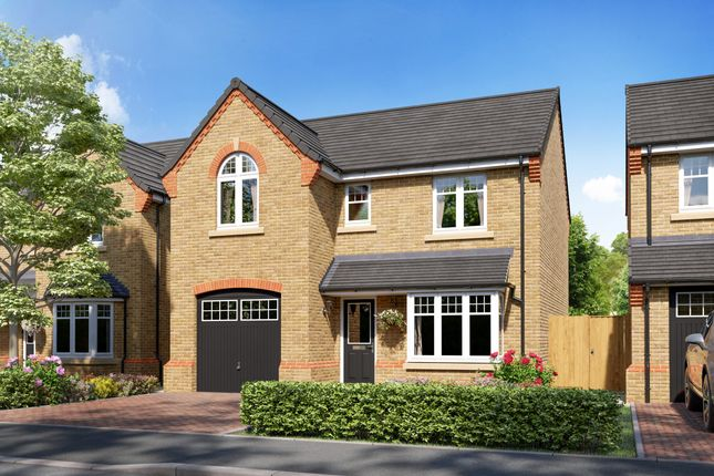 "4 bed detached house for sale in ""Plot 159 - The Windsor"" at Brand Lane, Stanton Hill, Sutton-In-Ashfield NG17"