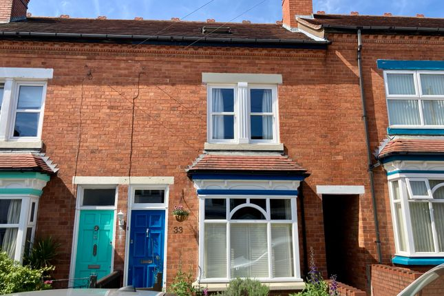Thumbnail Terraced house for sale in King Edward Road, Moseley