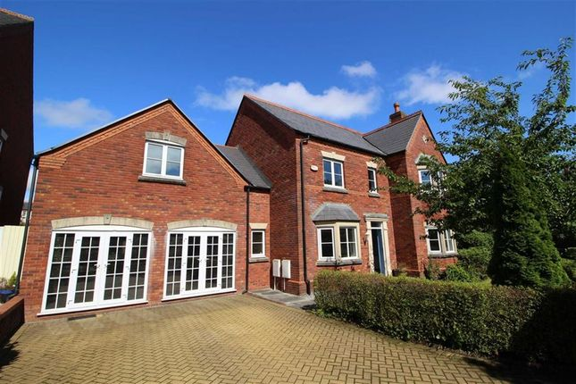 Thumbnail Detached house for sale in Baillie Street, Fulwood, Preston