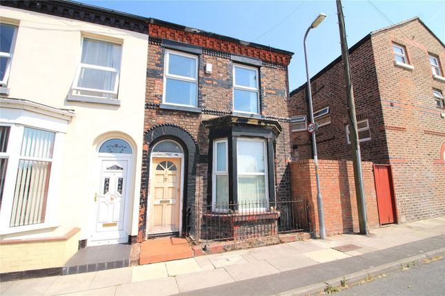 Thumbnail Terraced house to rent in Gray Street, Bootle
