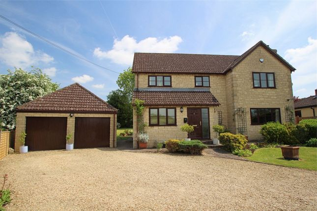 Thumbnail Detached house to rent in Hinton, Chippenham, South Gloucestershire