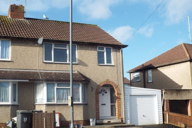 Thumbnail Property to rent in Gages Road, Kingswood, Bristol