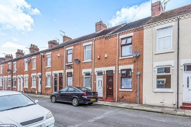 Thumbnail Terraced house to rent in Salisbury Street, Tunstall, Stoke-On-Trent