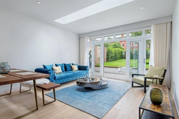 Thumbnail Semi-detached house for sale in Minster Road, West Hampstead, London