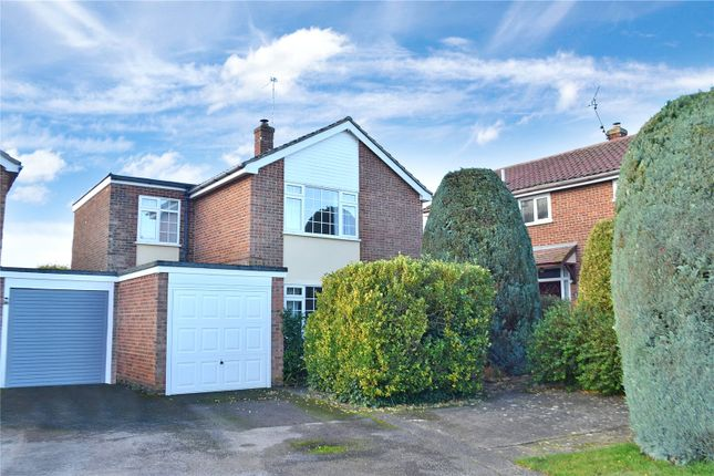 Thumbnail Detached house for sale in Rainsford Road, Stansted, Essex