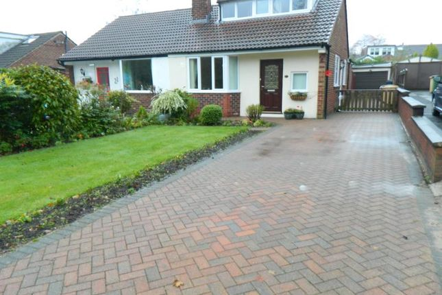 Thumbnail Bungalow to rent in Chapeltown Road, Bromley Cross, Bolton