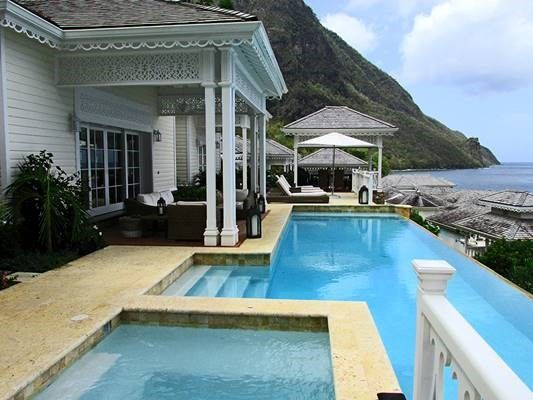 Thumbnail Villa for sale in Sugar Beach Luxury Villas, Soufriere, St Lucia