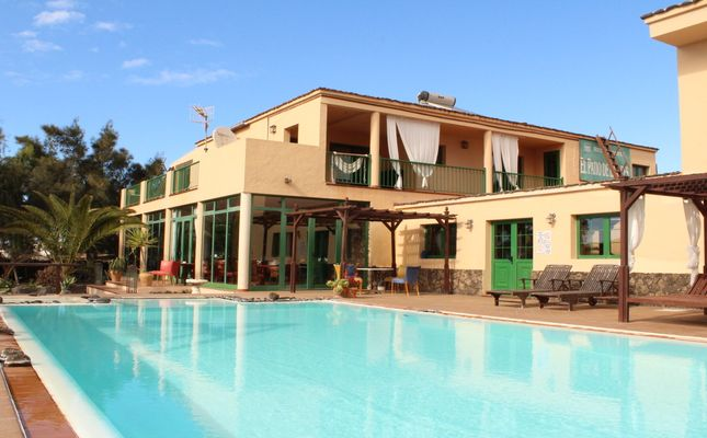 Thumbnail Hotel/guest house for sale in Lajares, Fuerteventura, Spain