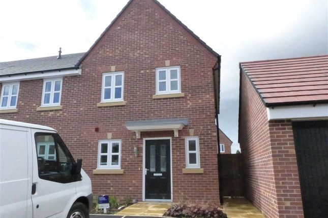 3 bed mews house for sale in Britten Crescent, Moulton, Northwich, Cheshire