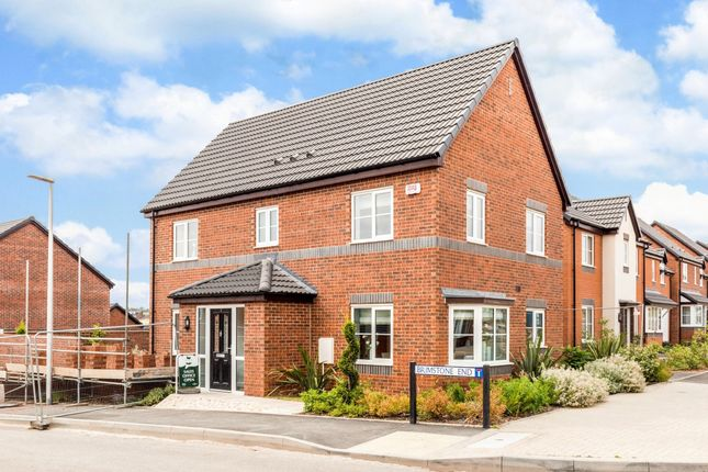 Thumbnail Property to rent in Brimstone End, Leamington Spa