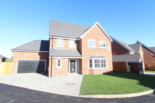 Thumbnail Detached house for sale in 7 Winney Hill View, Ellesmere Road, Shrewsbury