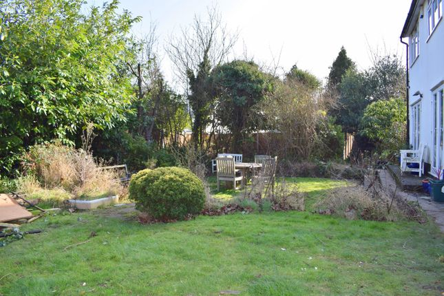 Thumbnail Land for sale in Ronaldstone Road, Sidcup, Kent