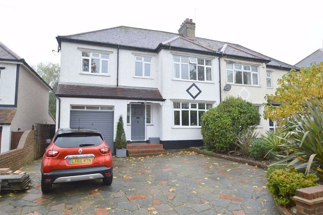 Semi-detached house for sale in Whitethorn Avenue, Coulsdon, Surrey