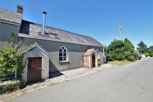 Thumbnail Property for sale in Woodacott, Thornbury, Devon