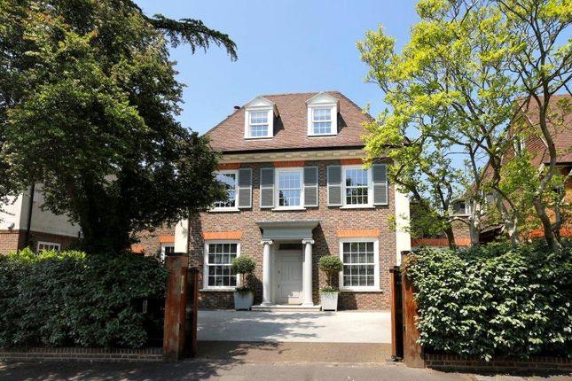 Thumbnail Detached house for sale in Highbury Road, Wimbledon Village