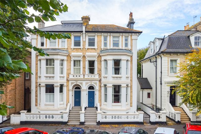 Thumbnail Semi-detached house for sale in Selborne Road, Hove, East Sussex