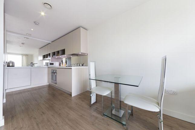 Kitchen of Hudson Building, Deals Gateway, Deptford, London, London SE10
