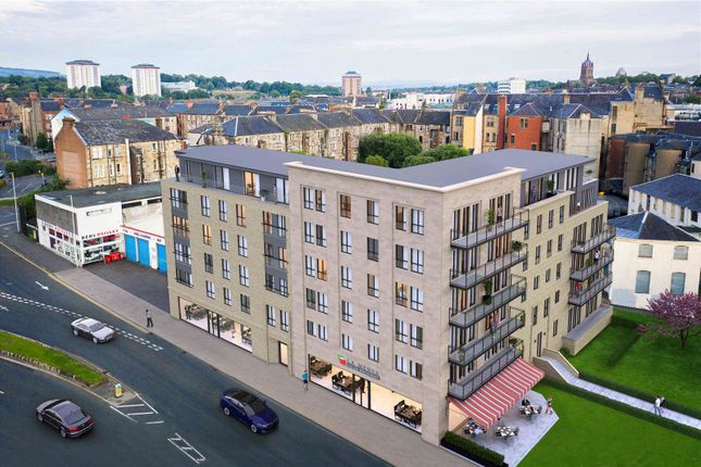 Thumbnail Flat for sale in The Millhouse, Bridge Street, Paisley, Renfrewshire