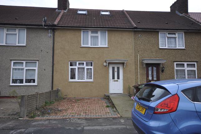 Thumbnail Terraced house for sale in Springpond Road, Dagenham