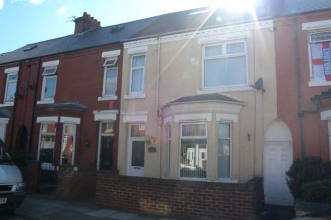Thumbnail Terraced house to rent in Lansdowne Road, Hartlepool