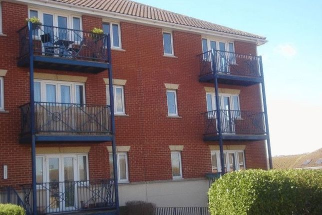 Thumbnail Flat to rent in Florin Drive, Rochester