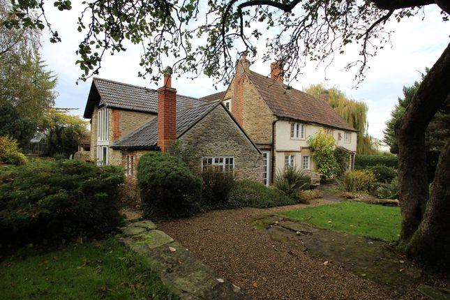 Thumbnail Detached house for sale in Swindon Road, Kington Langley, Chippenham