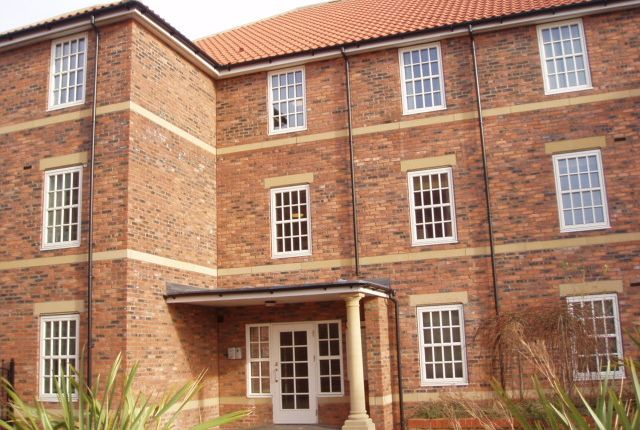 Thumbnail Flat to rent in Mill View Court, Mill View Road, Beverley