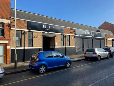 Thumbnail Light industrial to let in A, A, St. Saviours Road, Leicester, Leicestershire