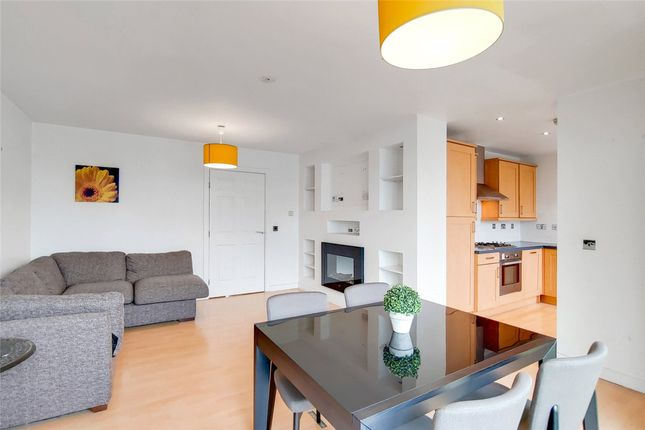 Thumbnail Flat to rent in Dwyer House, 2 Townmead Road, London