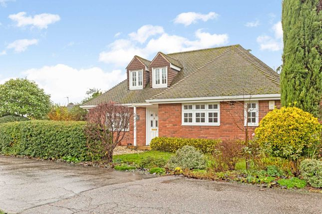 Thumbnail Detached house for sale in Woodstock Close, Oxford