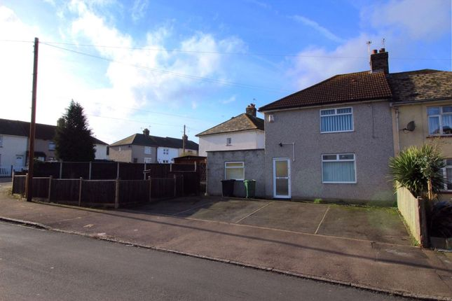 Thumbnail Semi-detached house to rent in Larch Road, Dartford