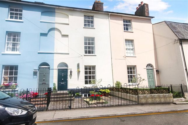 Thumbnail Terraced house to rent in Orchard Street, Blandford Forum, Dorset