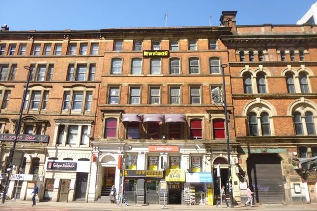 Thumbnail Commercial property for sale in 44/50 Portland Street, Manchester