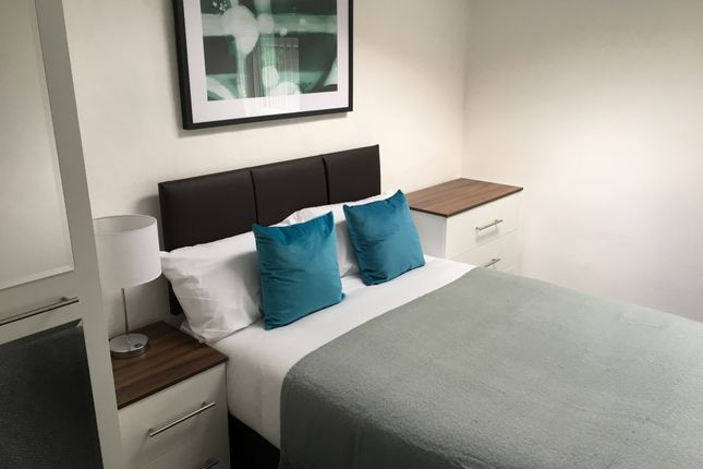 Thumbnail Shared accommodation to rent in West End Road, Haydock, St. Helens, Merseyside