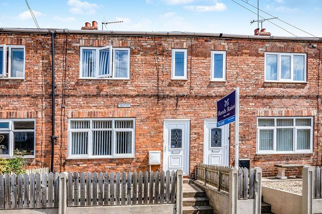 Thumbnail Terraced house to rent in Westgate, Driffield