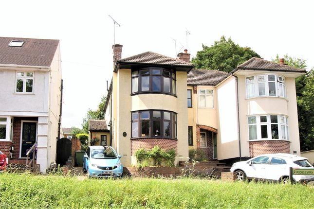 Thumbnail Semi-detached house for sale in Ridgeway Close, Hemel Hempstead