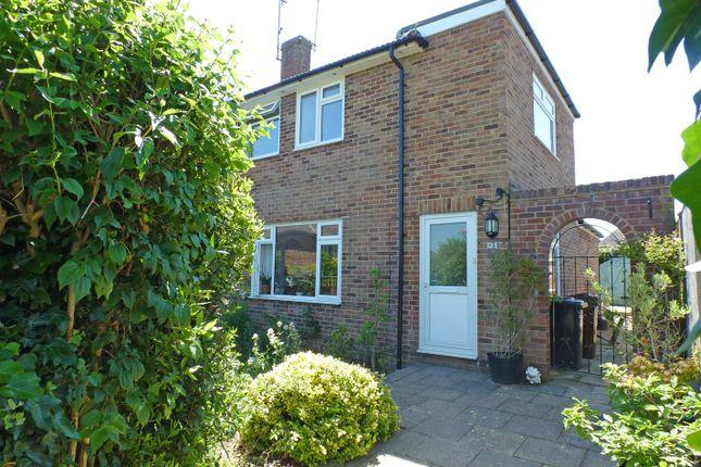 Thumbnail Semi-detached house for sale in Arundel Close, Hailsham