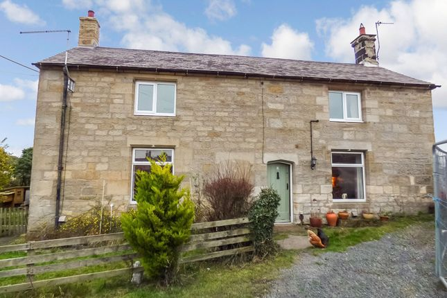 Thumbnail Cottage to rent in West Chevington, Morpeth