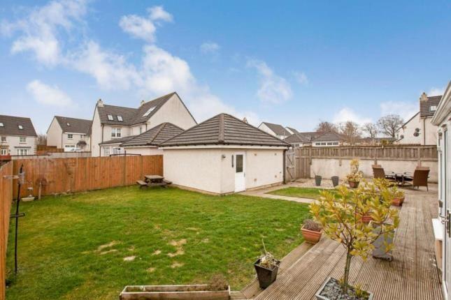 Garden of East Nerston Grove, East Kilbride, Glasgow, South Lanarkshire G74