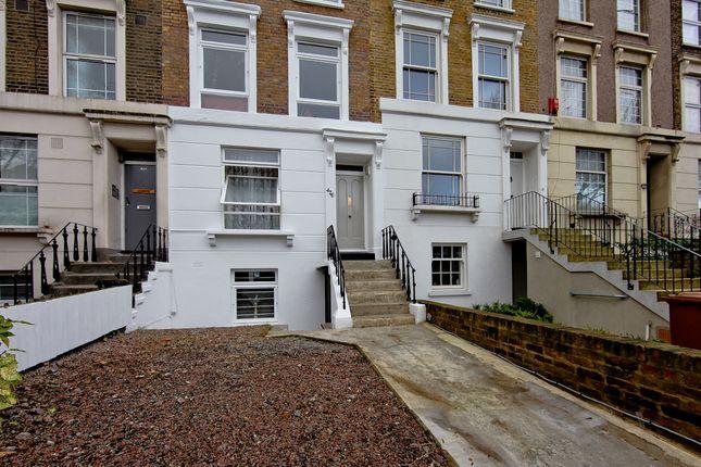 Thumbnail Terraced house for sale in New Cross Road, London, New Cross