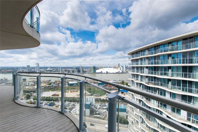Thumbnail Flat for sale in 3 Tidal Basin Road, Royal Victoria, London