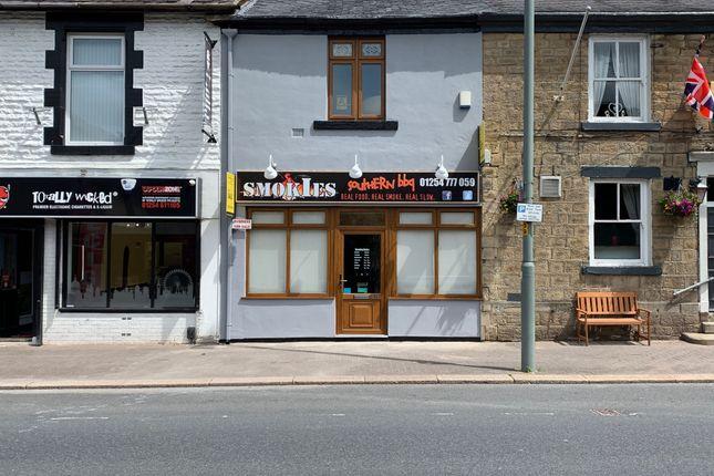 Commercial property for sale in Smokies Restaurant, Duckworth Street, Darwen, Lancashire