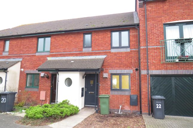 Thumbnail Property to rent in Chandlers Walk, St. Thomas, Exeter