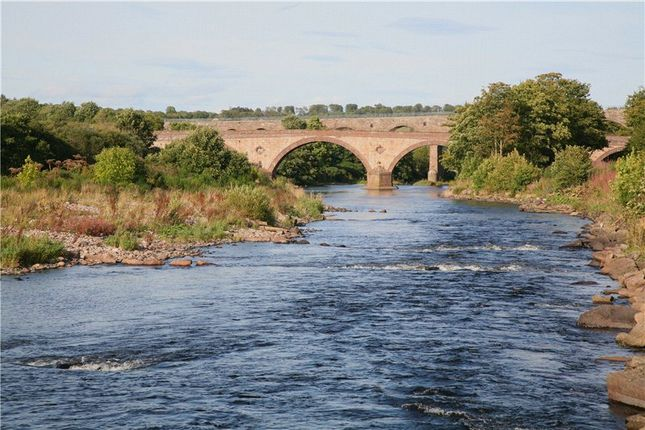 Thumbnail Land for sale in Kinnaber Fishings & Riverside Lodge, By Montrose, Angus