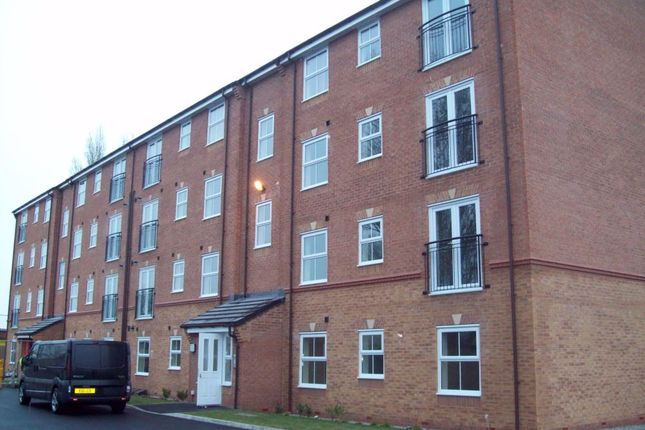 Thumbnail Shared accommodation to rent in Mater Close, Walton, Liverpool, Merseyside