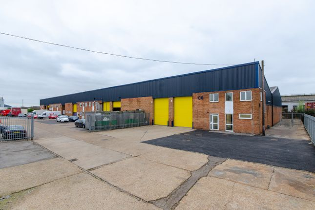 Thumbnail Industrial to let in Unit Deacon Trading Estate, Chickenhall Lane, Eastleigh