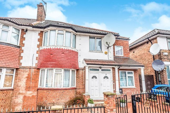 Thumbnail Semi-detached house for sale in Foster Road, London